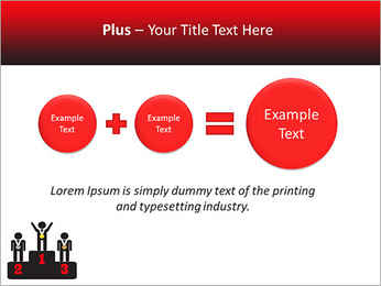 Winner Place PowerPoint Template - Slide 55