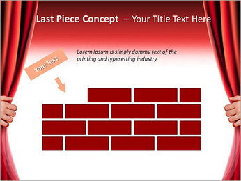 Theater Curtain PowerPoint Template - Slide 26