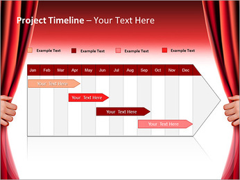Theater Curtain PowerPoint Template - Slide 5