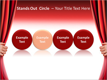 Theater Curtain PowerPoint Template - Slide 56
