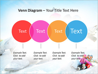 Winter Sled PowerPoint Templates - Slide 12