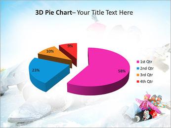 Winter Sled PowerPoint Templates - Slide 15