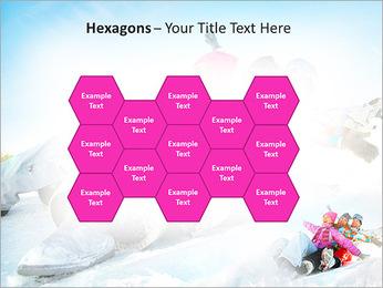 Winter Sled PowerPoint Templates - Slide 24