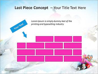 Winter Sled PowerPoint Templates - Slide 26