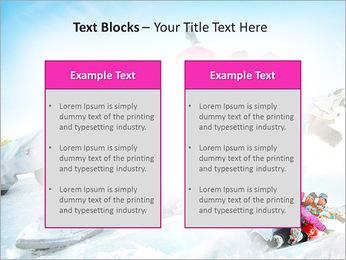 Winter Sled PowerPoint Templates - Slide 37