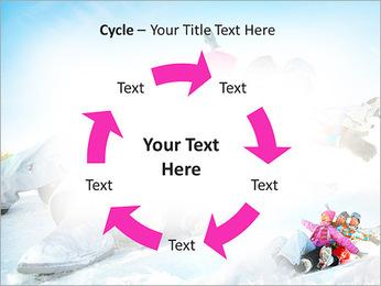 Winter Sled PowerPoint Templates - Slide 42
