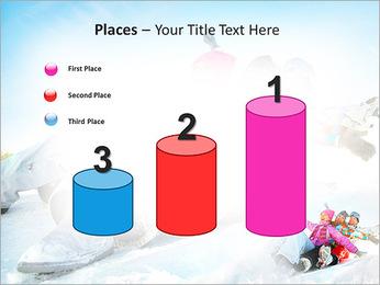 Winter Sled PowerPoint Templates - Slide 45