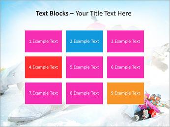 Winter Sled PowerPoint Templates - Slide 48