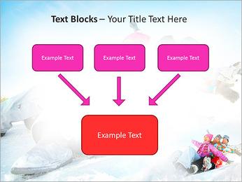 Winter Sled PowerPoint Templates - Slide 50