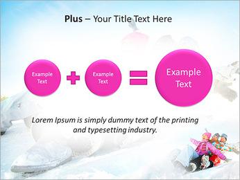 Winter Sled PowerPoint Templates - Slide 55