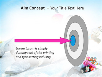 Winter Sled PowerPoint Templates - Slide 63
