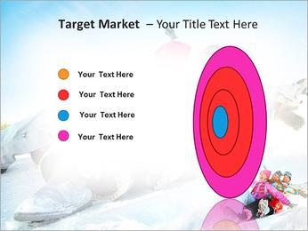 Winter Sled PowerPoint Templates - Slide 64