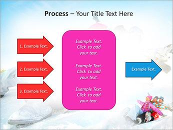 Winter Sled PowerPoint Templates - Slide 65