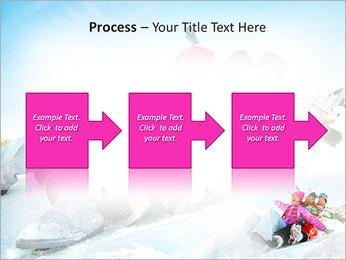 Winter Sled PowerPoint Templates - Slide 68