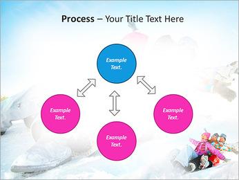 Winter Sled PowerPoint Templates - Slide 71