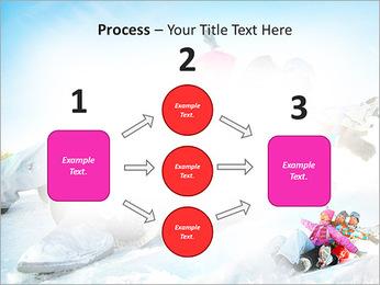 Winter Sled PowerPoint Templates - Slide 72