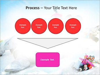 Winter Sled PowerPoint Templates - Slide 73