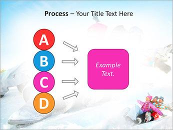 Winter Sled PowerPoint Templates - Slide 74