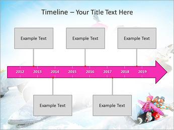 Winter Sled PowerPoint Templates - Slide 8