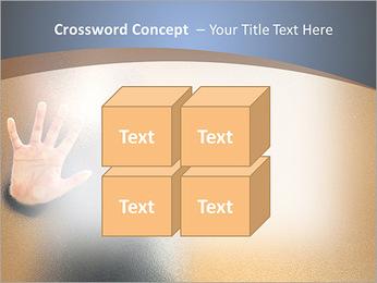 Lost People PowerPoint Templates - Slide 19