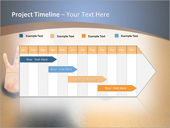 Lost People PowerPoint Templates - Slide 5