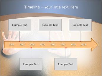 Lost People PowerPoint Templates - Slide 8
