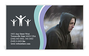Junkie Business Card Templates