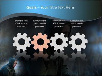 Junkie PowerPoint Template - Slide 28