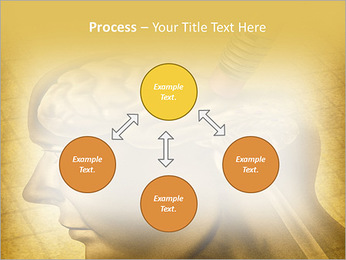 Draw Human Brain PowerPoint Templates - Slide 71