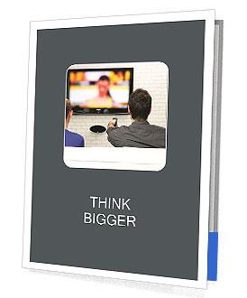 TV Program Presentation Folder