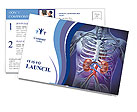 Kidney Function Postcard Template