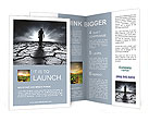 Dry Soil Brochure Templates