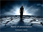 Dry Soil PowerPoint Templates
