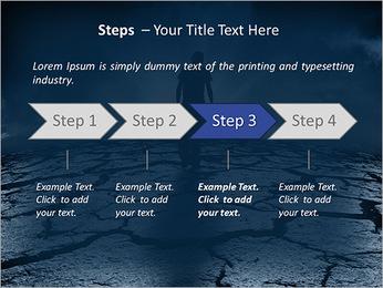 Dry Soil PowerPoint Template - Slide 4