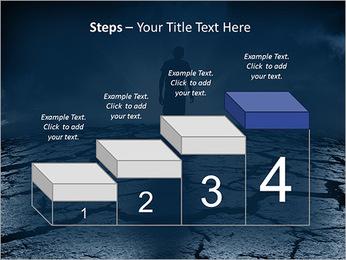 Dry Soil PowerPoint Template - Slide 44
