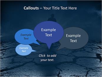 Dry Soil PowerPoint Template - Slide 53