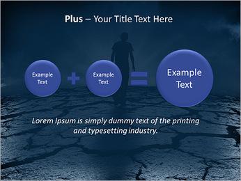 Dry Soil PowerPoint Template - Slide 55