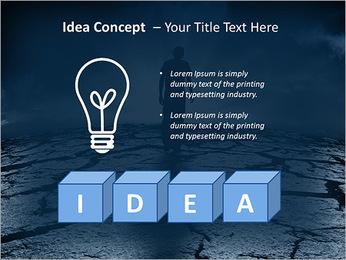 Dry Soil PowerPoint Template - Slide 60