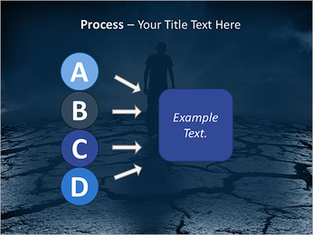 Dry Soil PowerPoint Template - Slide 74