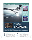Bridge Flyer Template
