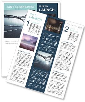 Bridge Newsletter Template