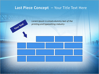 Bridge PowerPoint Template - Slide 26
