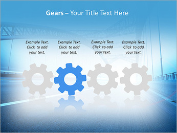 Bridge PowerPoint Template - Slide 28