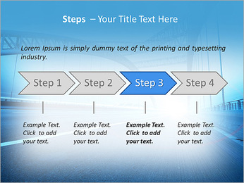 Bridge PowerPoint Template - Slide 4