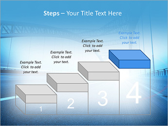 Bridge PowerPoint Template - Slide 44