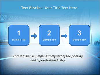 Bridge PowerPoint Template - Slide 51