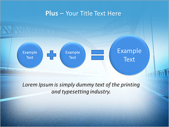 Bridge PowerPoint Template - Slide 55