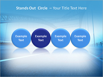 Bridge PowerPoint Template - Slide 56