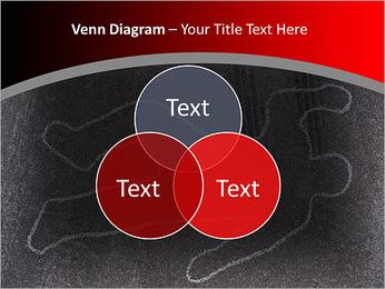Murder Victim PowerPoint Template - Slide 13