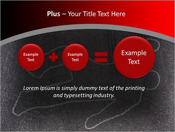 Murder Victim PowerPoint Template - Slide 55